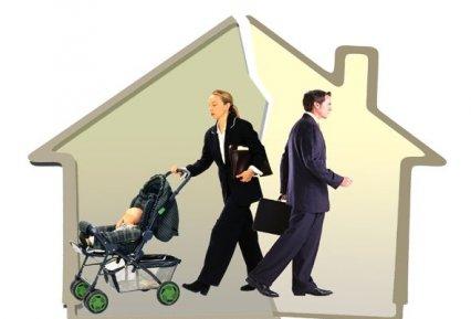 Раздел имущества приобретённого в кредит