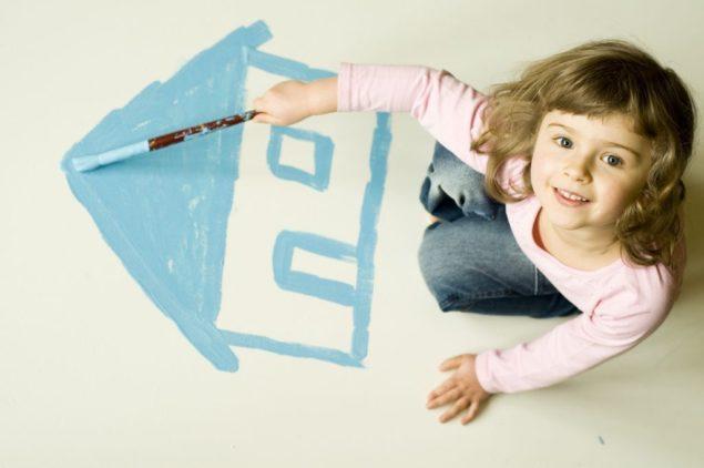 имущественные права ребенка