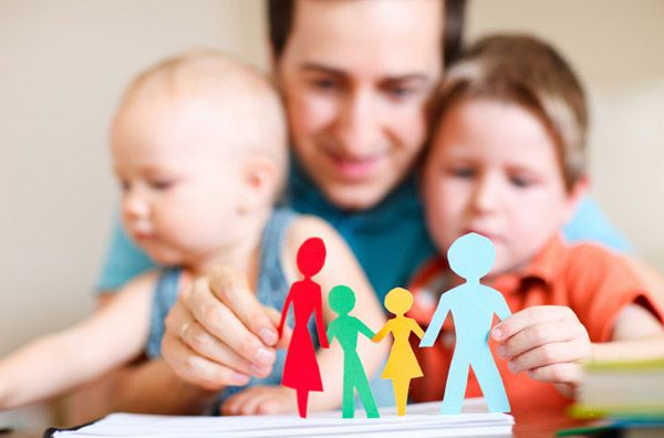 приемная семья и опека