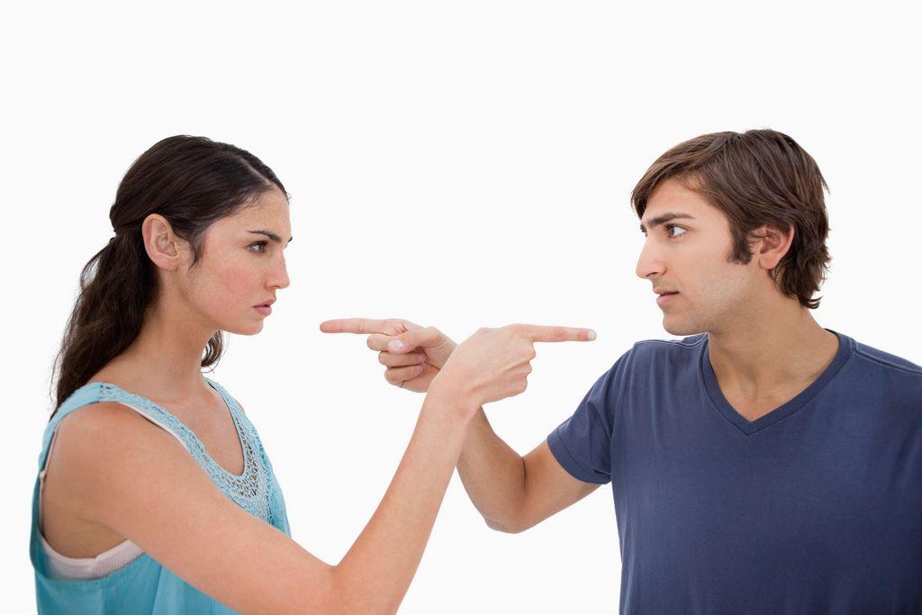 распределение ответственности супругов