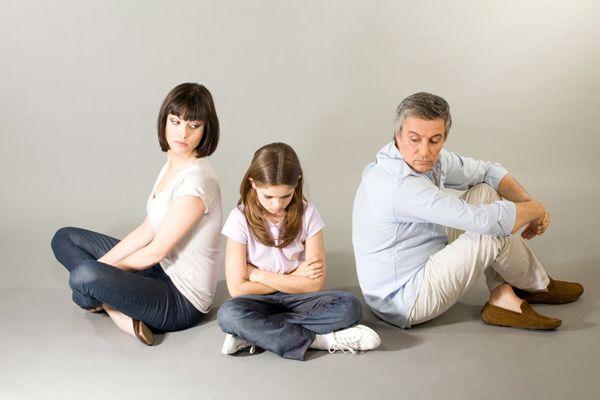 отсутствие доверительных отношений в семье