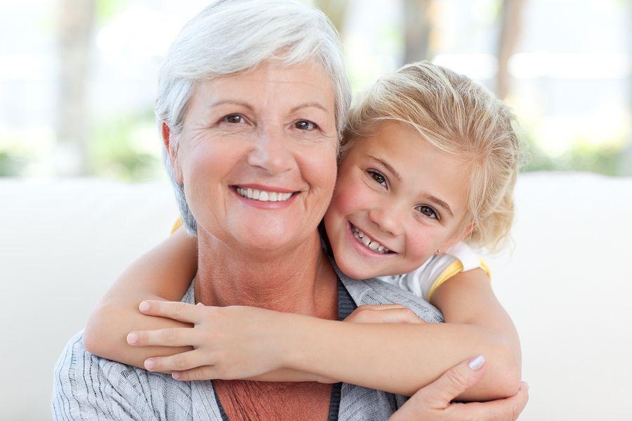 временное опекунство, оформленное на бабушку