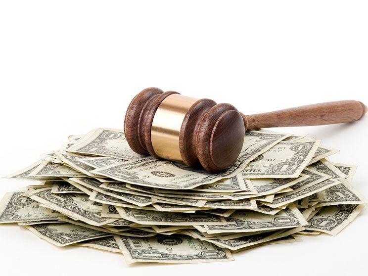 установление размера алиментов судом