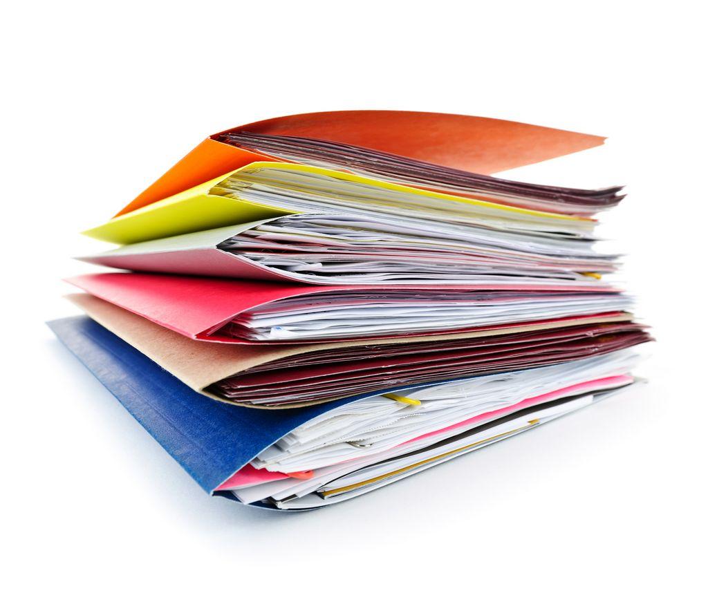 пакет документов для иска