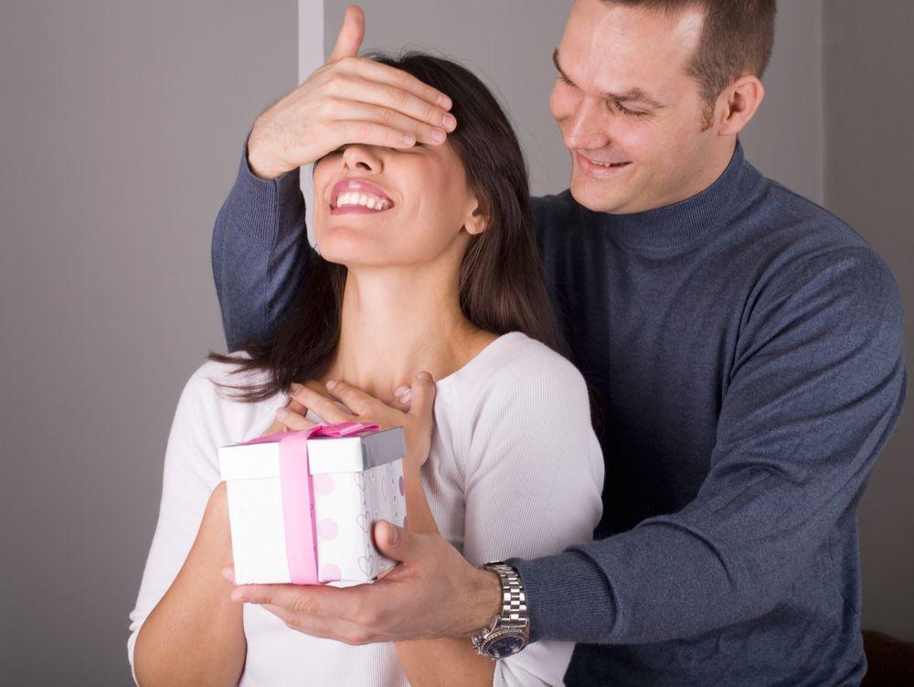 подарки от мужа
