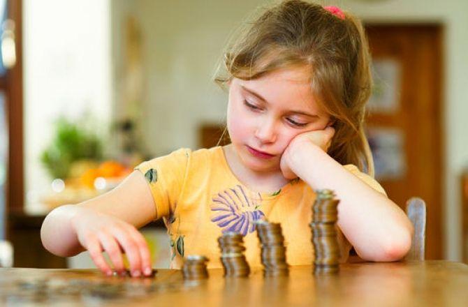 личные деньги ребенка
