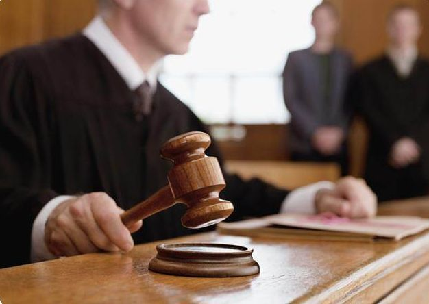 судебный порядок решения вопроса