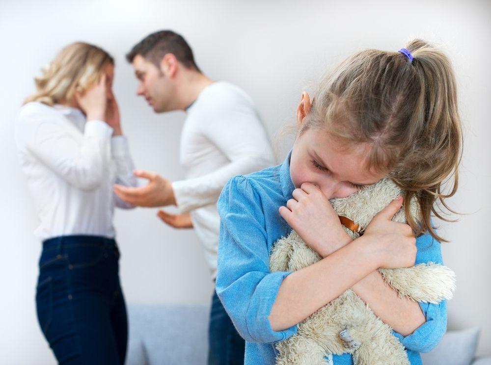 разговор с ребенком о разводе