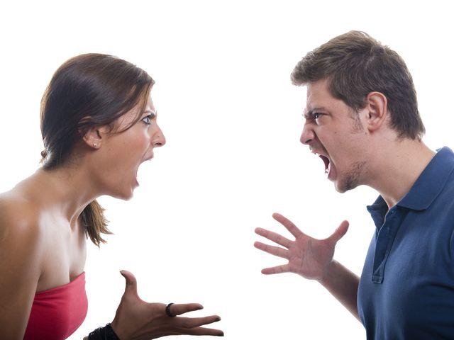 ссоры в семье