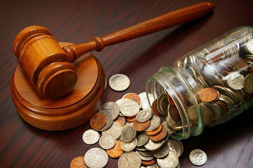 выплата алиментов, взысканных судом