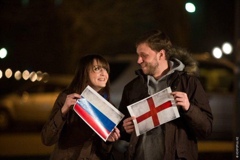 С говорящими на русском знакомства иностранцами