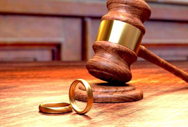Развод в суде