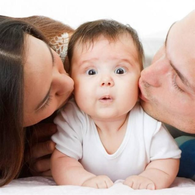 Принятие малыша в семью