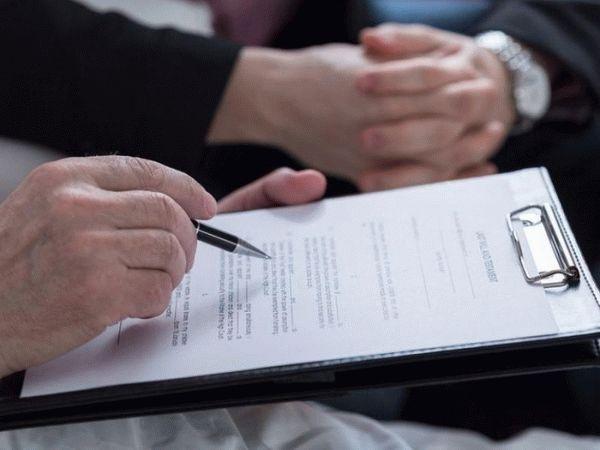 Стоимость оформления брачного договора у нотариуса