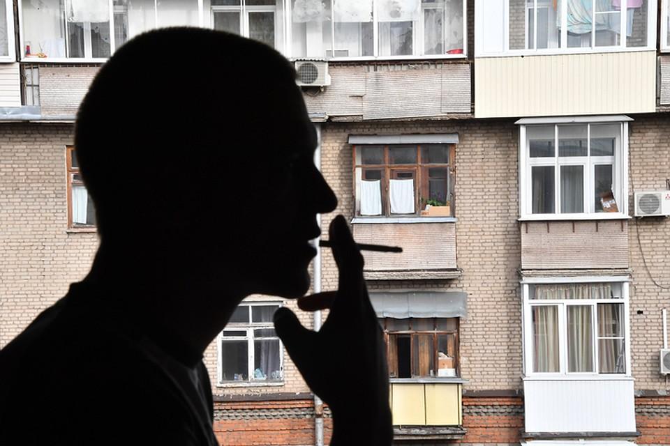 Можно ли курить на своем балконе по новому закону