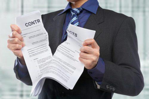 Как отменить или расторгнуть договор дарения? можно ли отозвать дарственную на долю в квартире?