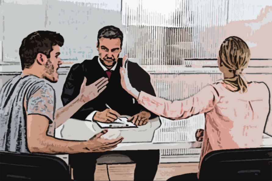 Оформить развод без согласия мужа или жены