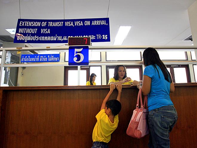 Отказ в получении шенгенской визы