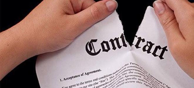 Допускается ли односторонний отказ от исполнения брачного договора или нет