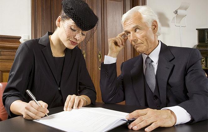 Может ли сожитель унаследовать имущество гражданской жены?