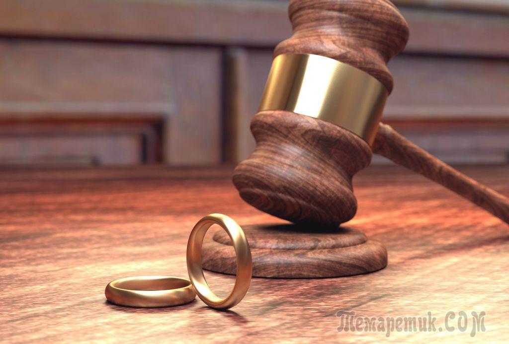 Какую госпошлину в 2020 году надо платить при разводе в суде и загсе