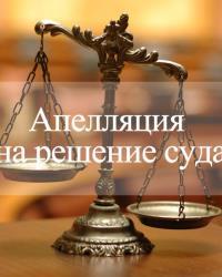 Заявление об отзыве апелляционной/кассационной жалобы на судебный акт по уголовному делу