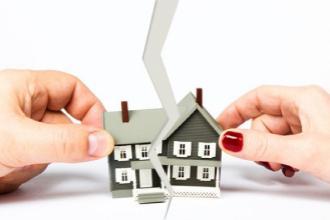 При разводе, как делится квартира в ипотеке, если есть дети?