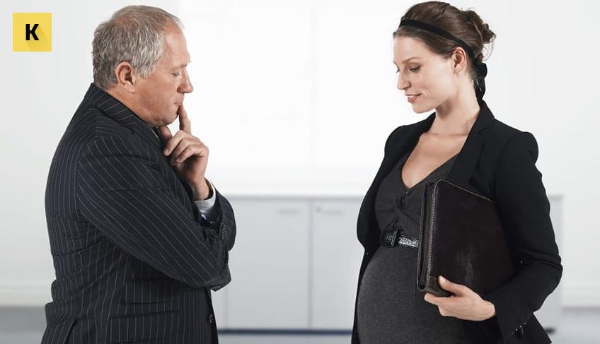 ᐉ имеют ли право сократить беременную женщину с работы. mainurist.ru