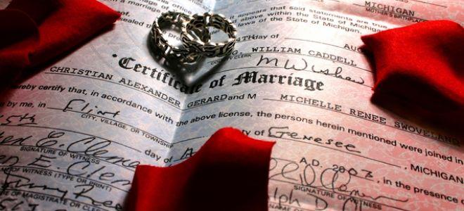 Как правильно составить и оформить брачный договор