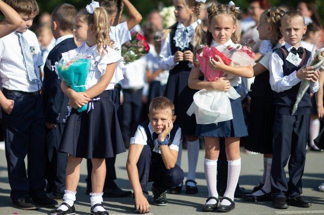 Временная прописка для ребенка для школы