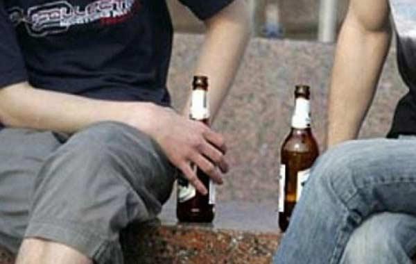 Распитие спиртных напитков в общественных местах в 2019 году
