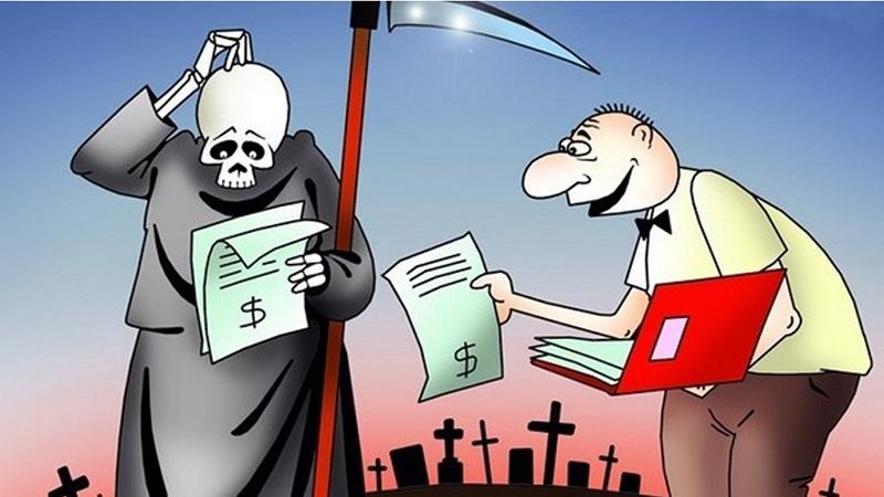 Спишутся ли кредитные долги умершего, что делают банки, если должник умер