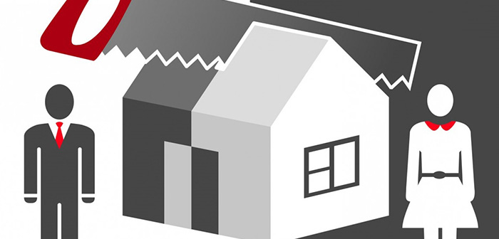 Как совершить раздел квартиры при разводе