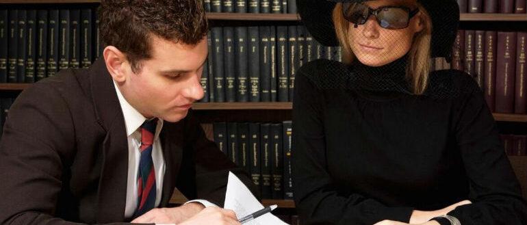 Как делится наследство после смерти мужа между женой и детьми
