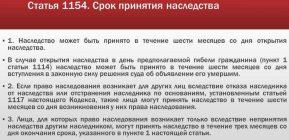 Все о наследстве в россии
