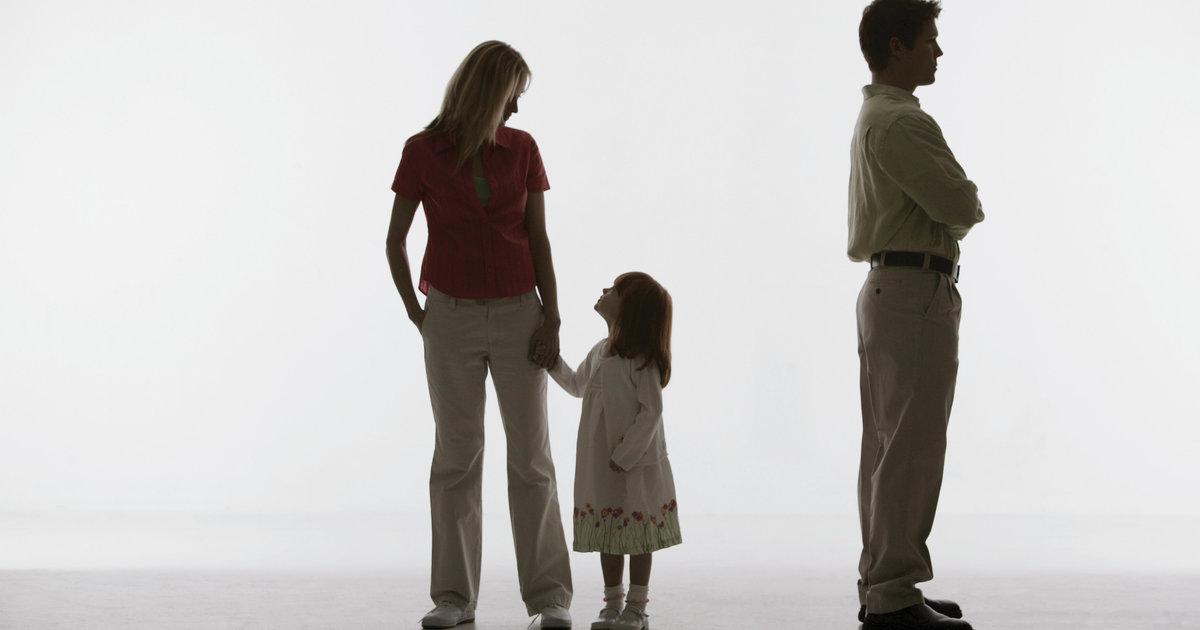 отказ отца воспитывать ребенка