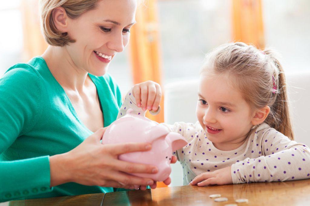 расход средств на ребенка