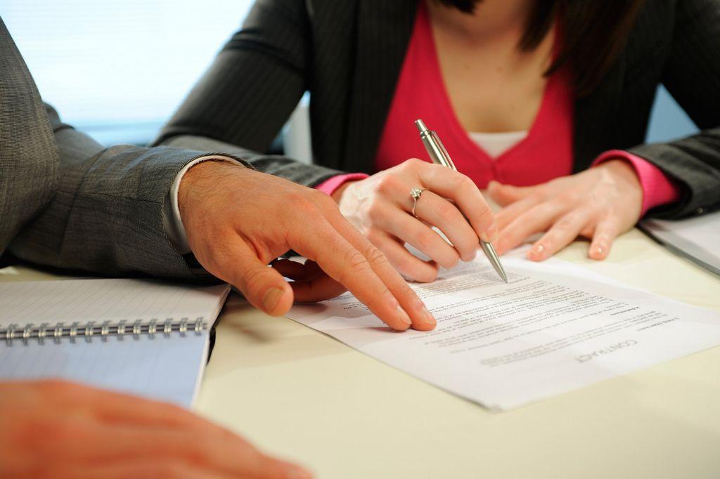 составление измененной редакции брачного договора