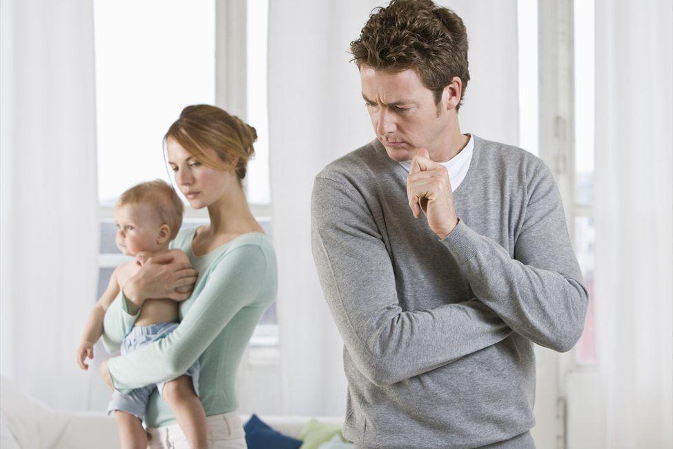 перемены в семье после рождения ребенка