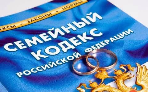 Семейный кодекс о недействительности брака
