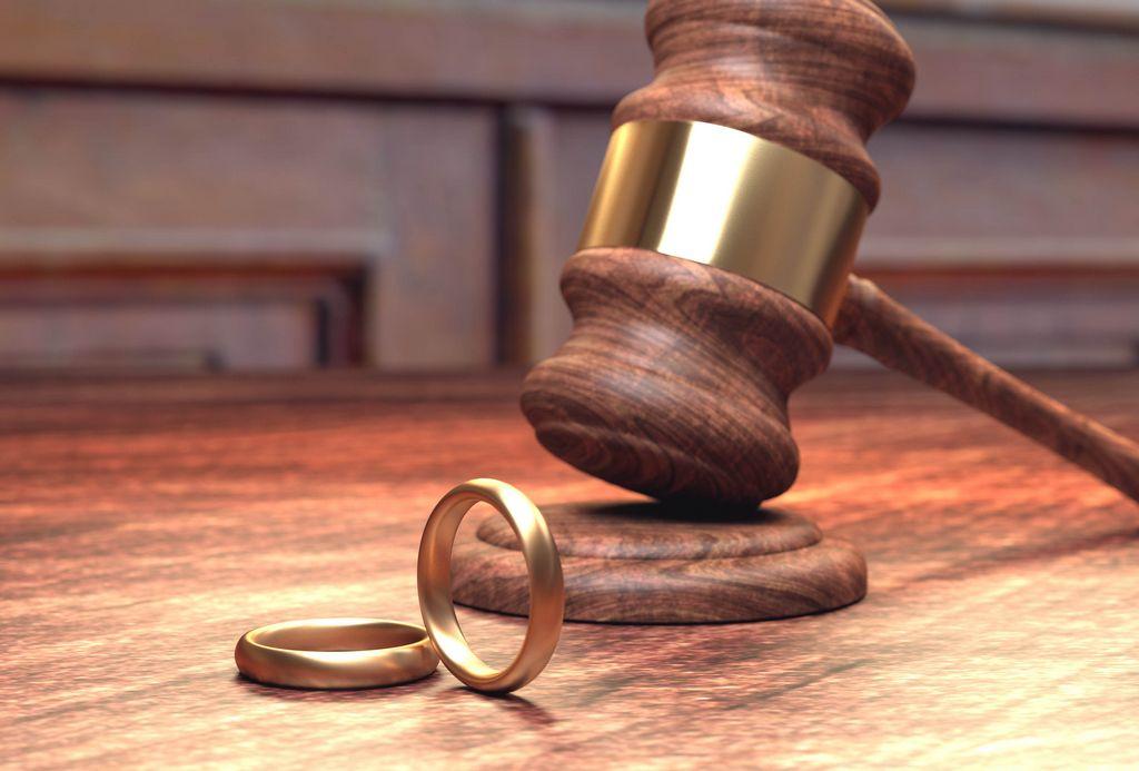 неявка в суд на развод