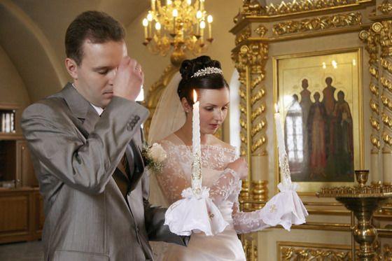 венчальные свечи