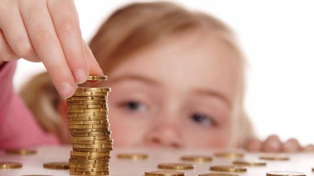 алиментные платежи ребенку