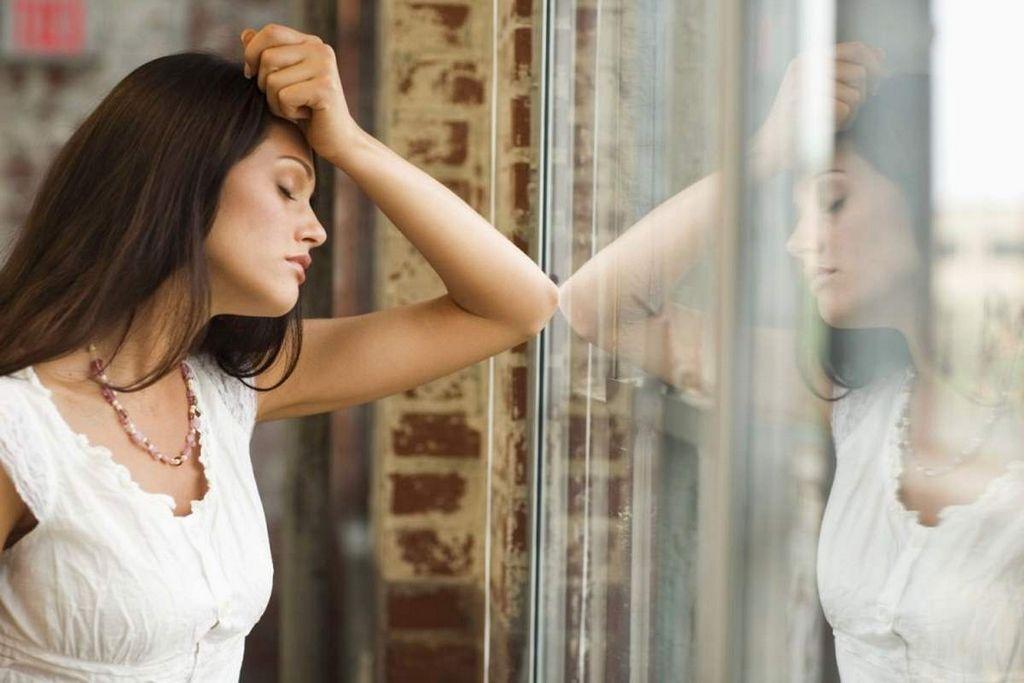 Депрессия из-за развода