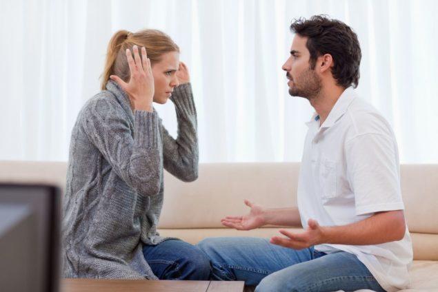 Разговор о разводе
