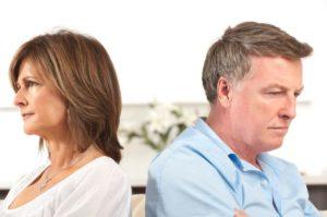 Развод после 50