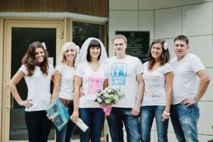 Свидетели на свадьбу