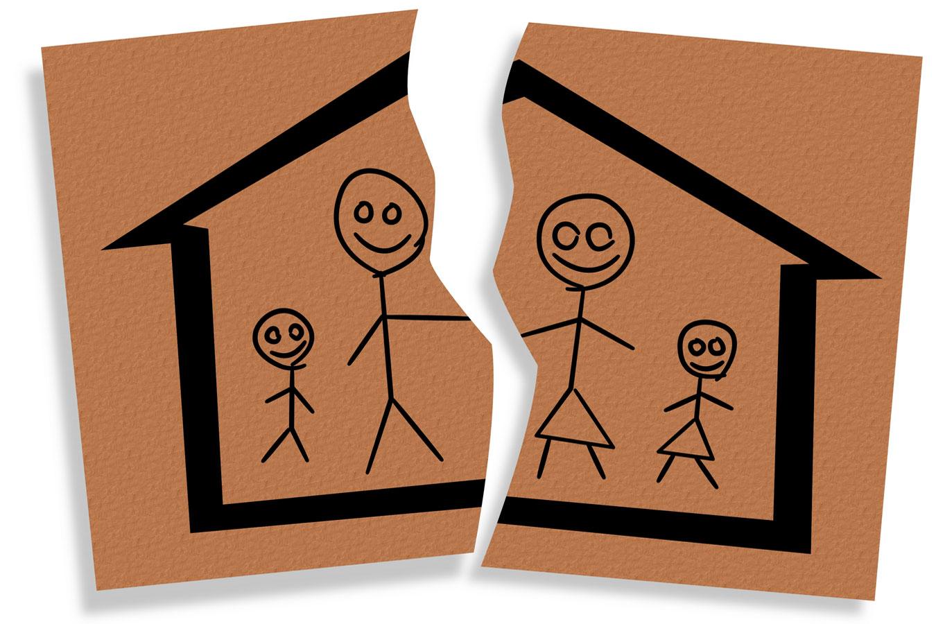 Как разделить однокомнатную квартиру при разводе – способы решения спора о разделе 1-ой квартиры между супругами
