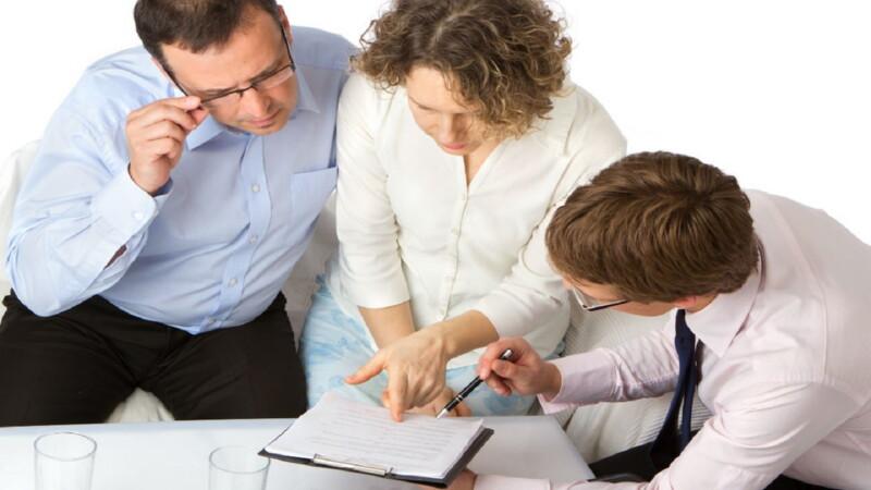 Соглашение о разделе долговых и кредитных обязательств супругов