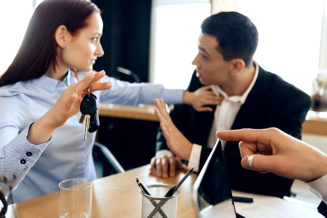 Раздел имущества в гражданском браке - помощь профессионалов